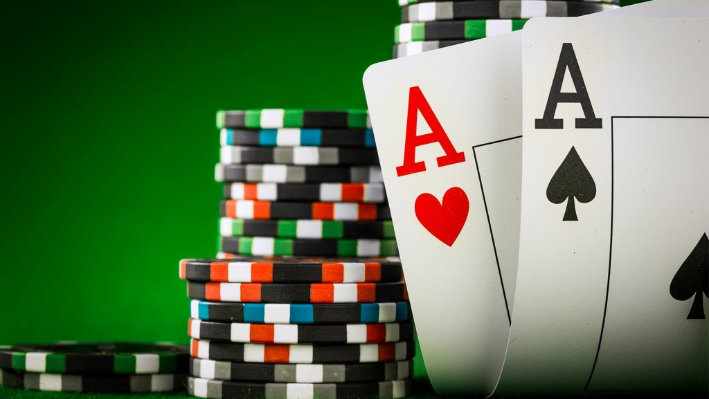 players through the online casino